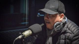 """La visita del """"Fata"""" Delgado con toque en vivo - Audios - DelSol 99.5 FM"""
