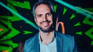 La carrera del periodista Nicolás Cáceres y su trabajo en la televisión argentina - Entretiempo - DelSol 99.5 FM