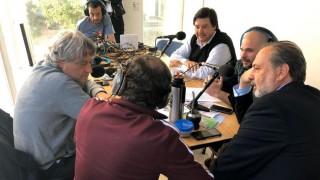 De local y visitante: Frente Amplio - Audios - DelSol 99.5 FM