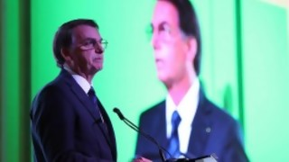Bolsonaro: contra Fernández, pro Lacalle Pou y el caso Marielle Franco - Denise Mota - DelSol 99.5 FM