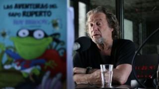 El Sapo Ruperto, César Vega y Andrés Calamaro - NTN Concentrado - DelSol 99.5 FM