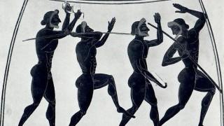 Héroes de los Juegos Olímpicos antiguos - Segmento dispositivo - DelSol 99.5 FM