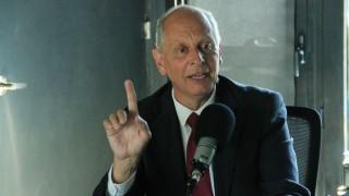 """Salle ante posibilidad de un cargo: """"no lo pueden hacer porque me llevo preso medio gobierno"""" - La Entrevista - DelSol 99.5 FM"""