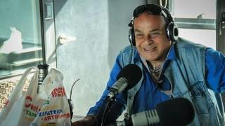 El Mago Ledo visitó a Campiglia - Edison Campiglia - DelSol 99.5 FM