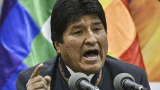 La renuncia de Evo Morales y la denuncia de golpe de Estado en Bolivia - Titulares y suplentes - DelSol 99.5 FM