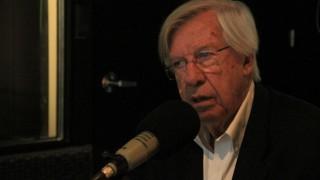 """Astori: declaración de Álvaro Delgado sobre eventual censura a un canciller del FA """"es una amenaza"""" - Entrevista central - DelSol 99.5 FM"""