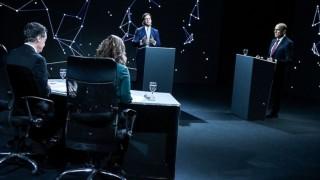 El debate entre Lacalle Pou y Martínez previo al balotaje - Titulares y suplentes - DelSol 99.5 FM