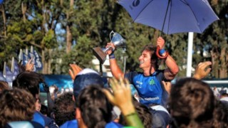 La entrevista con el jugador del partido del clásico: Santiago Arata - Deporgol - DelSol 99.5 FM