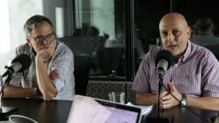 """El """"aburrimiento"""" de la academia científica uruguaya y por qué Martínez es """"Bruze Williz"""" - NTN Concentrado - DelSol 99.5 FM"""