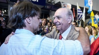 """Sanguinetti como padre de la coalición: """"fue el leitmotiv de todo mi esfuerzo"""" - Informes - DelSol 99.5 FM"""