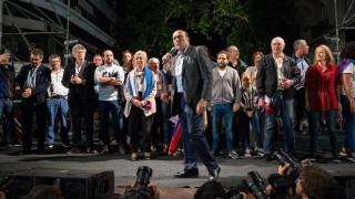 """Martínez tomó """"una decisión arriesgada"""" al no reconocer derrota - Victoria Gadea - DelSol 99.5 FM"""