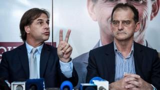 Las alianzas Herrera-Nardone y Lacalle Pou-Manini Ríos: ¿similitudes y diferencias? - Audios - DelSol 99.5 FM