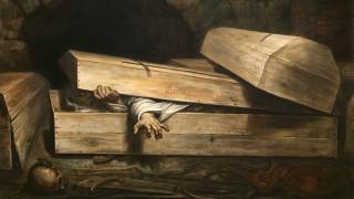 """""""Ojo que no me morí"""": entierros prematuros - Segmento dispositivo - DelSol 99.5 FM"""