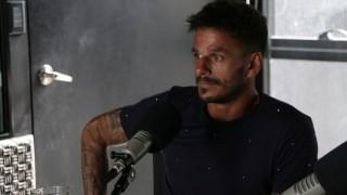 """Pellejero: """"el respeto es uno de los trofeos más grandes que uno puede tener en la vida"""" - La Entrevista - DelSol 99.5 FM"""