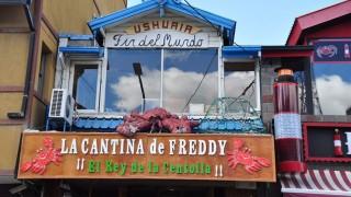 Comer en Ushuaia - La Receta Dispersa - DelSol 99.5 FM