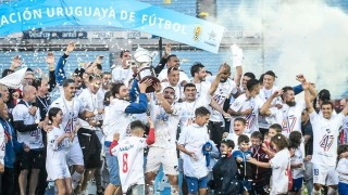 El título de Nacional y el pensamiento mágico de Peñarol - Darwin - Columna Deportiva - DelSol 99.5 FM