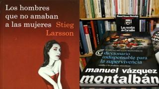 Larsson vs Vázquez Montalbán - Un cacho de cultura - DelSol 99.5 FM