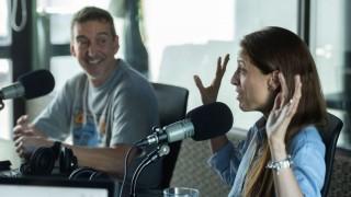 """Entrevista a María Riccetto y a Julio Bocca y """"anali"""" de la ley de emergencia argentina - NTN Concentrado - DelSol 99.5 FM"""