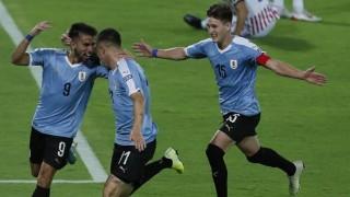 Darwin y sus dudas sobre la sub23 y el fútbol olímpico - Darwin - Columna Deportiva - DelSol 99.5 FM