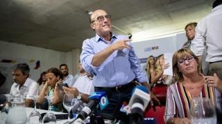 """Martínez: su candidatura, el chiste por """"los latas"""" y el aire que exigió Astori - Informes - DelSol 99.5 FM"""
