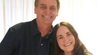 """Regina Duarte: de """"namoradinha"""" de Brasil a """"namoradinha"""" de Bolsonaro - Denise Mota - DelSol 99.5 FM"""
