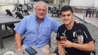 Máximo Goñi desde Bucaramanga con la Sub23 - Audios - DelSol 99.5 FM