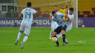 Uruguay 2 - 3 Argentina  - Replay - DelSol 99.5 FM