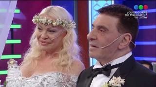 Se casaron Jacobo Winograd y Silvia Suller - Tio Aldo - DelSol 99.5 FM