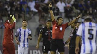 """""""Cerro Largo empató y sostuvo el resultado a pesar de la expulsión"""" - Comentarios - DelSol 99.5 FM"""