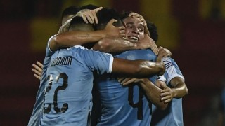 Uruguay 1 - 1 Brasil  - Replay - DelSol 99.5 FM