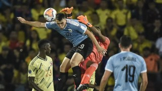 Colombia 1 - 3 Uruguay - Replay - DelSol 99.5 FM