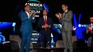 Lacalle en el Beto Carrero de los millonarios y debate Astori-Alfie - Columna de Darwin - DelSol 99.5 FM