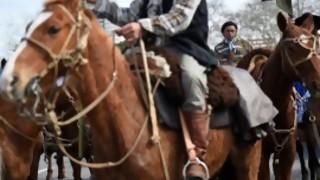 A caballo se hizo la patria - La Charla - DelSol 99.5 FM