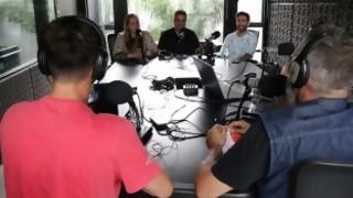#AldoContigo con Wosh Machin y parte del elenco de Uruguay Nomá! - Tio Aldo - DelSol 99.5 FM