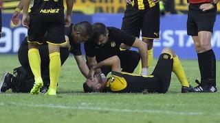 La racha de lesiones en Peñarol  - Informes - DelSol 99.5 FM