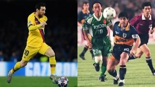 ¿Cuál de las vidas te gustaría vivir más, la de Messi o la de Maradona? - Sobremesa - DelSol 99.5 FM