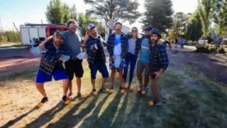 Relatos de una jornada en Patagonia  - La Charla - DelSol 99.5 FM