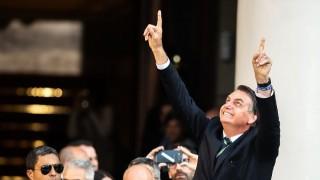 """""""No lo puedo creer"""": la emoción por Bolsonaro de un grupo de uruguayos - Informes - DelSol 99.5 FM"""