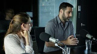 """Lacalle Pou """"decide dividir en dos mitades el discurso"""" - Victoria Gadea - DelSol 99.5 FM"""