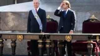 Vimos la asunción del nuevo presidente desde el sillón - La Charla - DelSol 99.5 FM