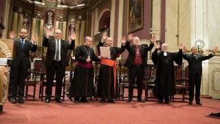 El encuentro religioso que involucró al gobierno y la despedida de Feola - NTN Concentrado - DelSol 99.5 FM