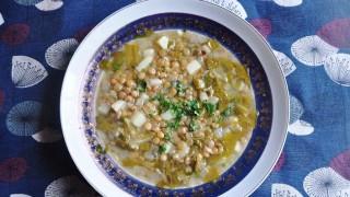 Tres recetas para una cuarentena a la libanesa - La Receta Dispersa - DelSol 99.5 FM