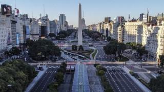 """Argentina: """"es un país detenido"""" - Martín Jauregui - DelSol 99.5 FM"""