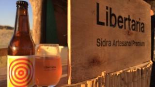 Libertaria, sidra artesanal - Clase abierta - DelSol 99.5 FM