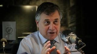 """""""No me meto en la campaña"""" - Entrevistas - DelSol 99.5 FM"""
