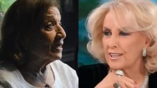 ¿Quién gana en un tranque de pelota entre Cristina Morán y Mirtha Legrand? - Sobremesa - DelSol 99.5 FM