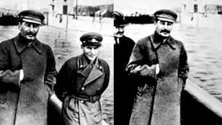 Trotsky, la modelo híper flaca y el poste volador: fotos trucadas en la historia - Leo Barizzoni - DelSol 99.5 FM