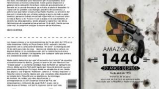 Amazonas 1440: 50 años después - Hoy nos dice - DelSol 99.5 FM