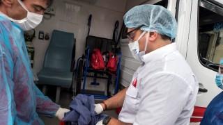 """""""Los médicos están desesperados para poder realizar los testeos"""" - Entrevistas - DelSol 99.5 FM"""