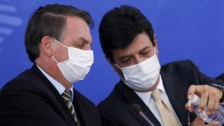 Bolsonaro y Mandetta: entre los cajones vacíos y el poder político del ministro - Denise Mota - DelSol 99.5 FM